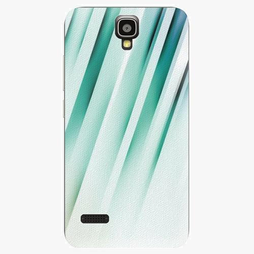 Plastový kryt iSaprio - Stripes of Glass - Huawei Ascend Y5