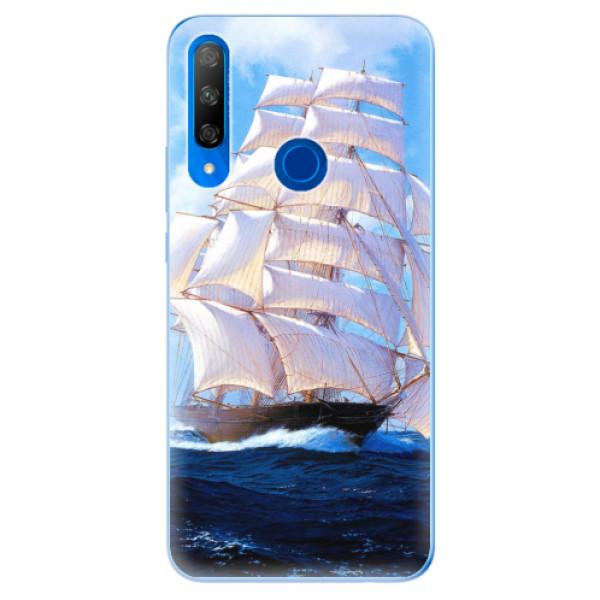Odolné silikonové pouzdro iSaprio - Sailing Boat - Huawei Honor 9X