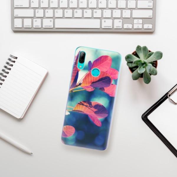 Odolné silikonové pouzdro iSaprio - Autumn 01 - Huawei P Smart 2019