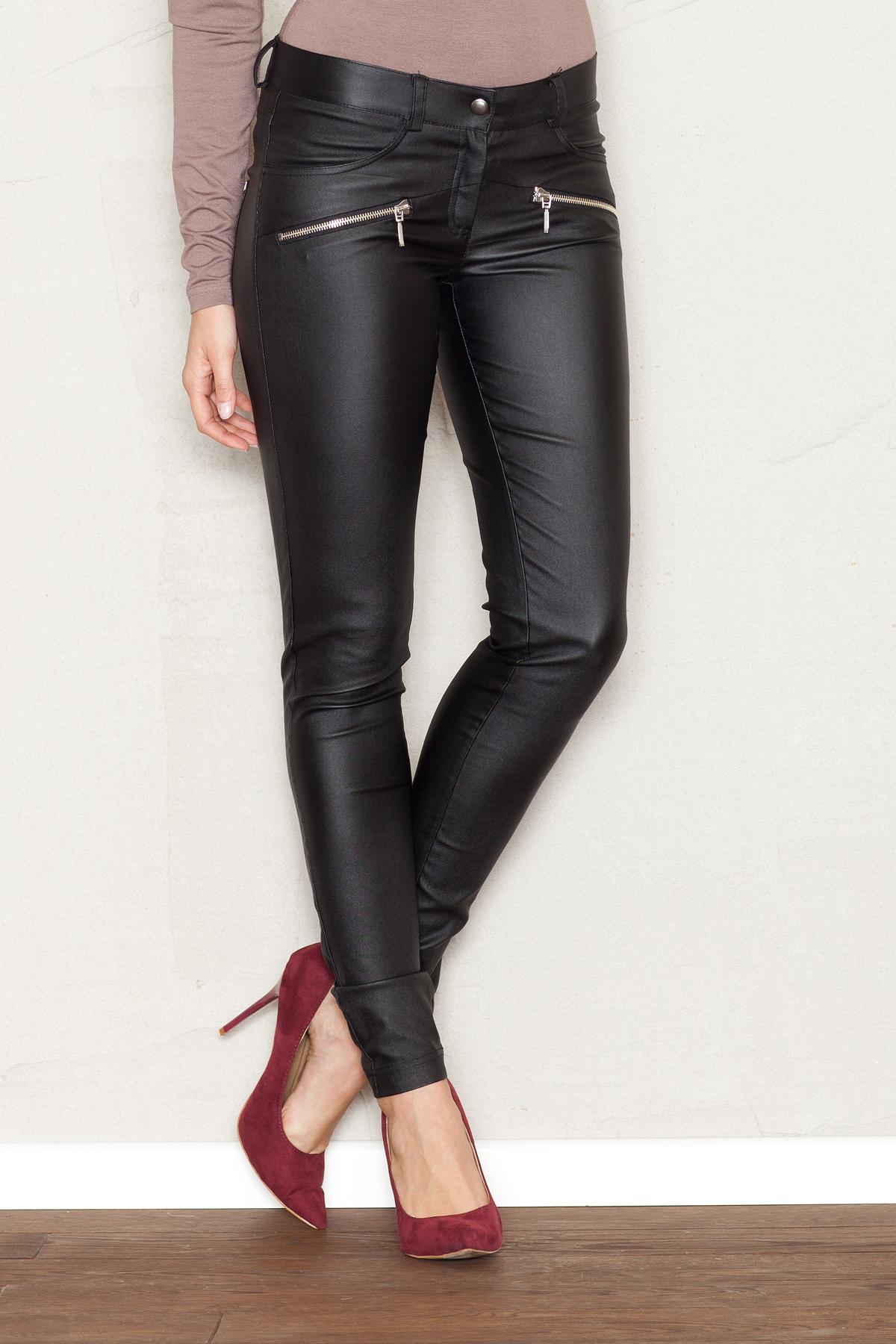 Dámské kalhoty model 43918 Figl