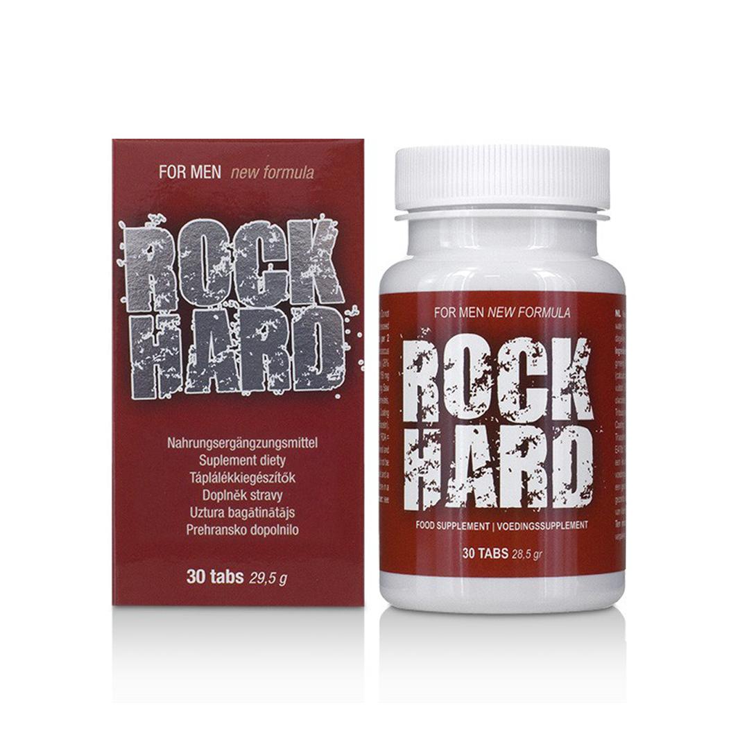Tablety Rock Hard (30 tabs)