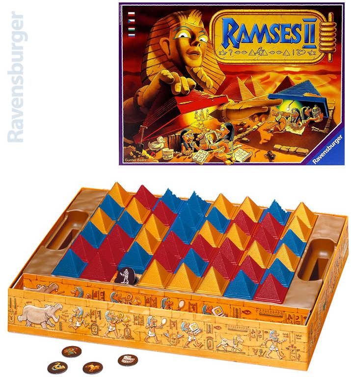 RAVENSBURGER Hra Ramses II *SPOLEČENSKÉ HRY*