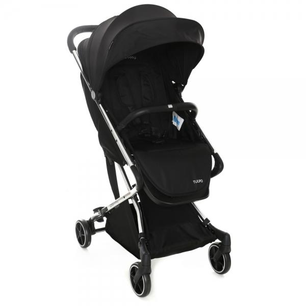 Coto Baby Dětský kočárek Tulipo 2020 - Black