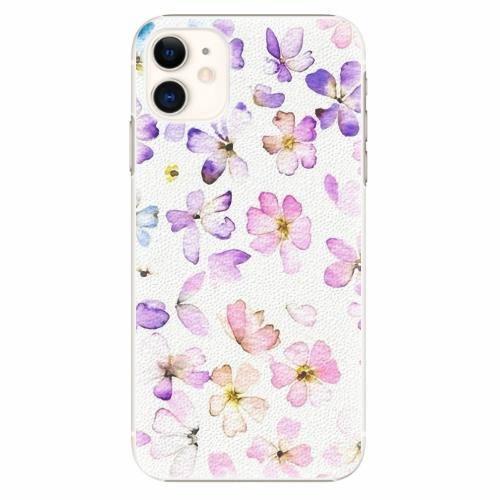 Plastový kryt iSaprio - Wildflowers - iPhone 11