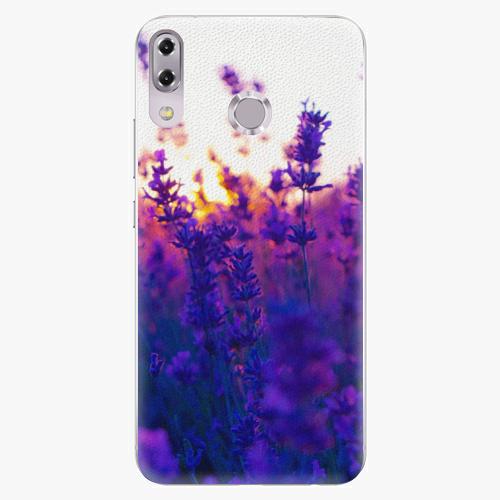 Plastový kryt iSaprio - Lavender Field - Asus ZenFone 5Z ZS620KL