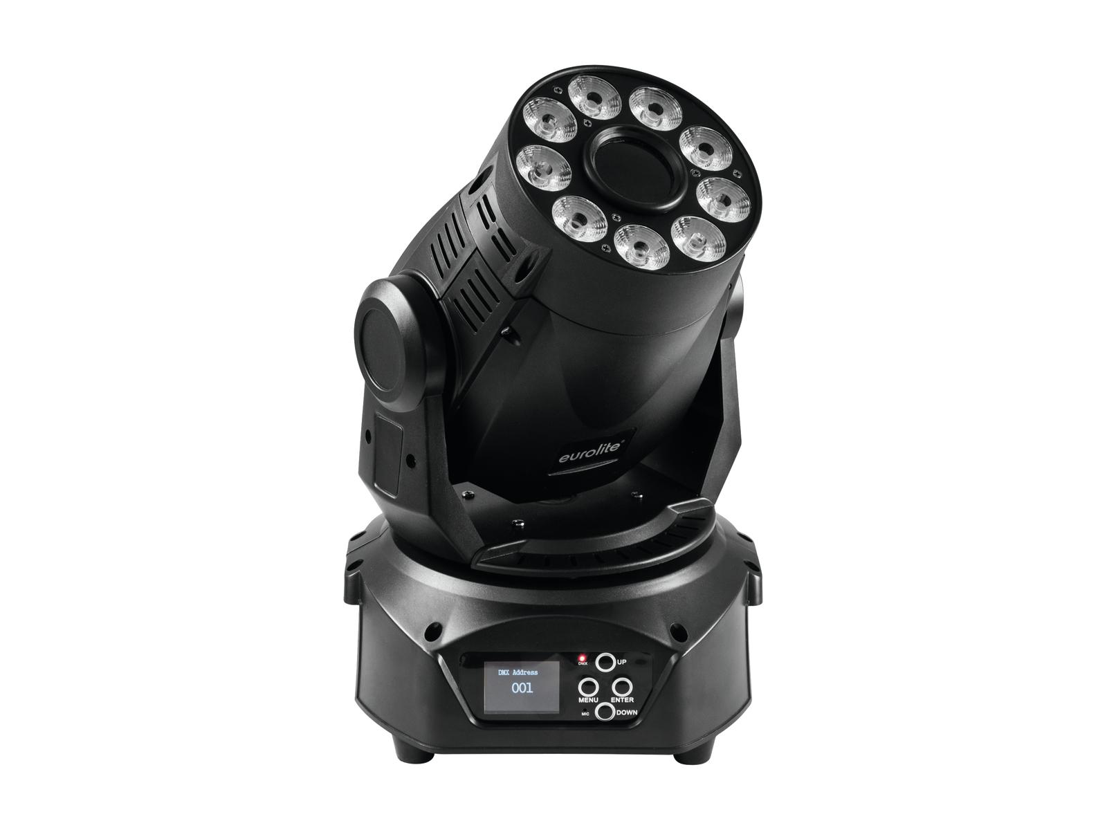 Eurolite LED TMH-75 Hybrid Moving-Head Spot-Wash COB
