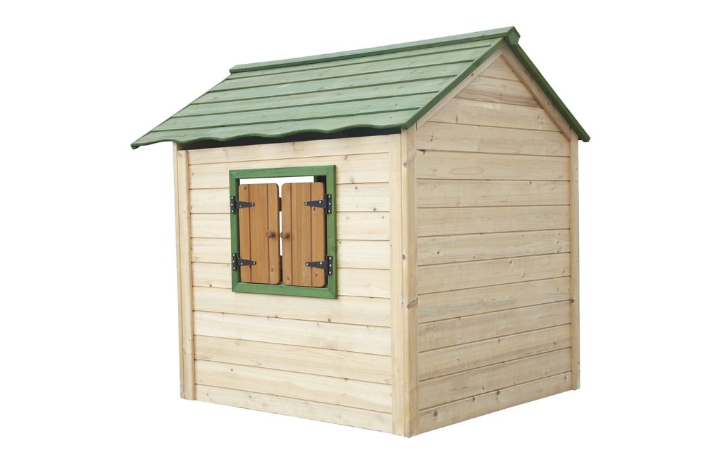 Domeček dětský dřevěný, Stáj