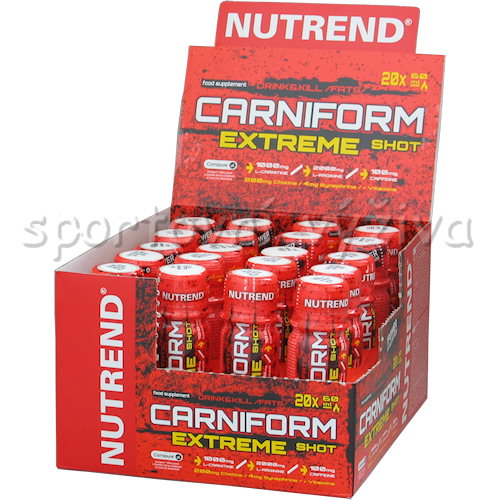 Carniform Shot 20x60ml