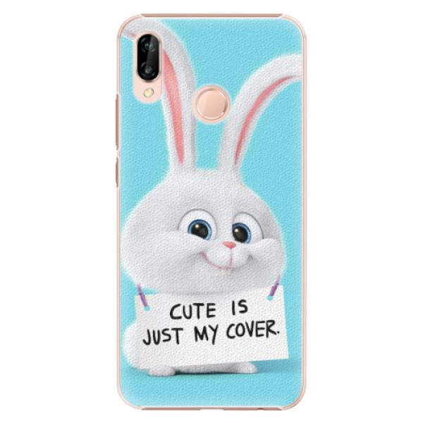 Plastové pouzdro iSaprio - My Cover - Huawei P20 Lite