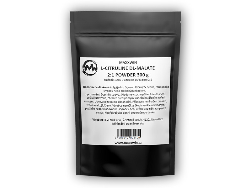L-citruline DL-Malate 300g