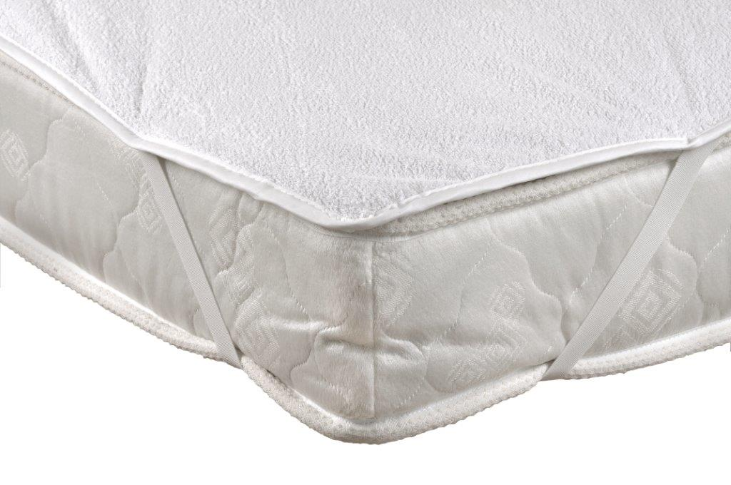 Chránič matrace nepropustný 60x120cm PVC + froté
