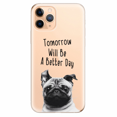 Silikonové pouzdro iSaprio - Better Day 01 - iPhone 11 Pro