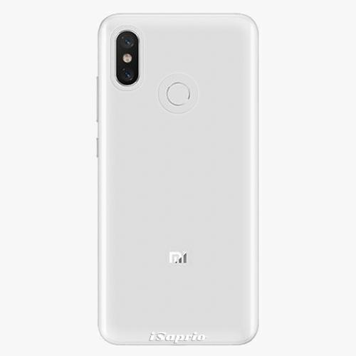 Plastový kryt iSaprio - 4Pure - průhledný matný - Xiaomi Mi 8