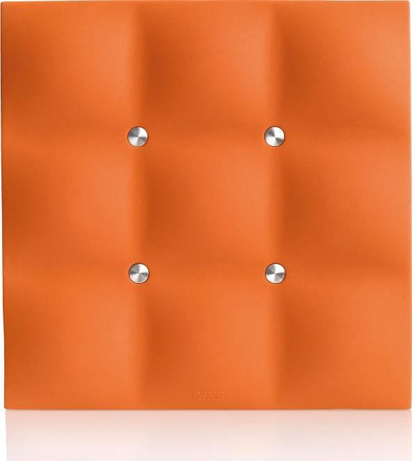 Podložka pod hrnec, oranžová, 530728