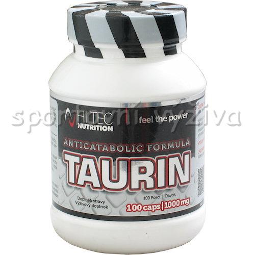 Taurin 1000 100 kapslí