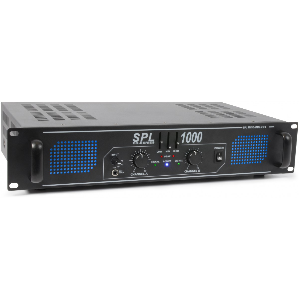 Skytec SPL-1000, PA zesilovač