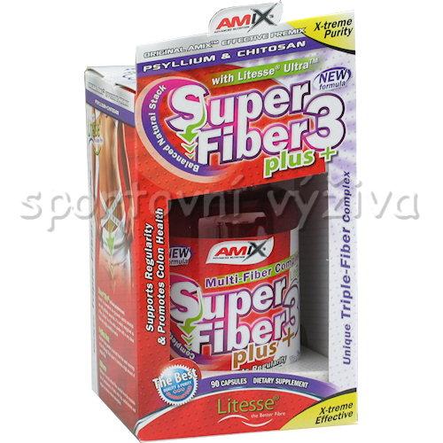 Super Fiber 3 Plus 90 kapslí