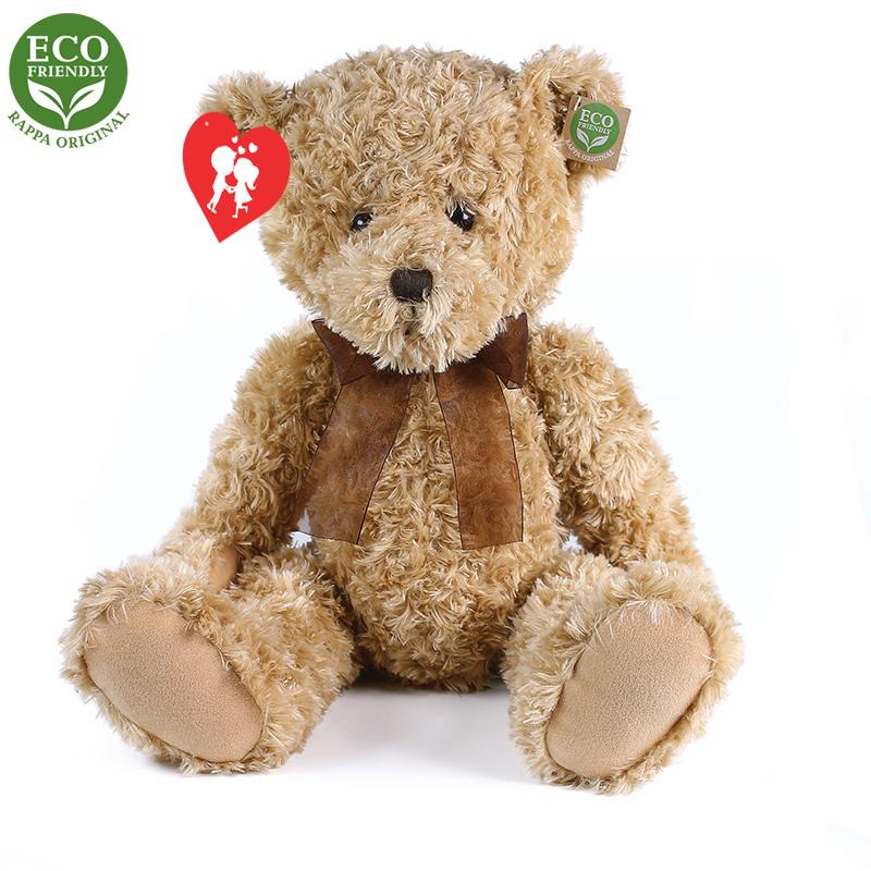 Valentýnský plyšový medvěd 35 cm ECO-FRIENDLY