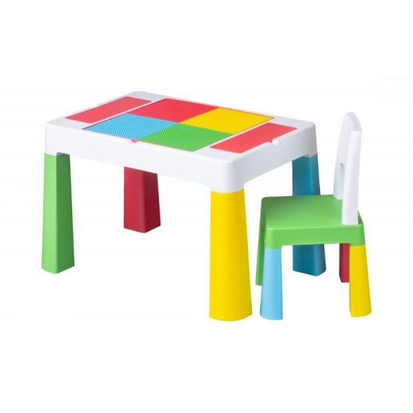 Tega Baby Přídavná židlička pro děti Multifun - barevná
