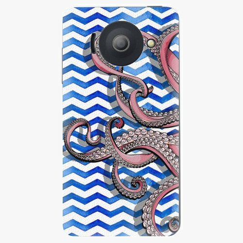 Plastový kryt iSaprio - Octopus - Huawei Ascend Y300