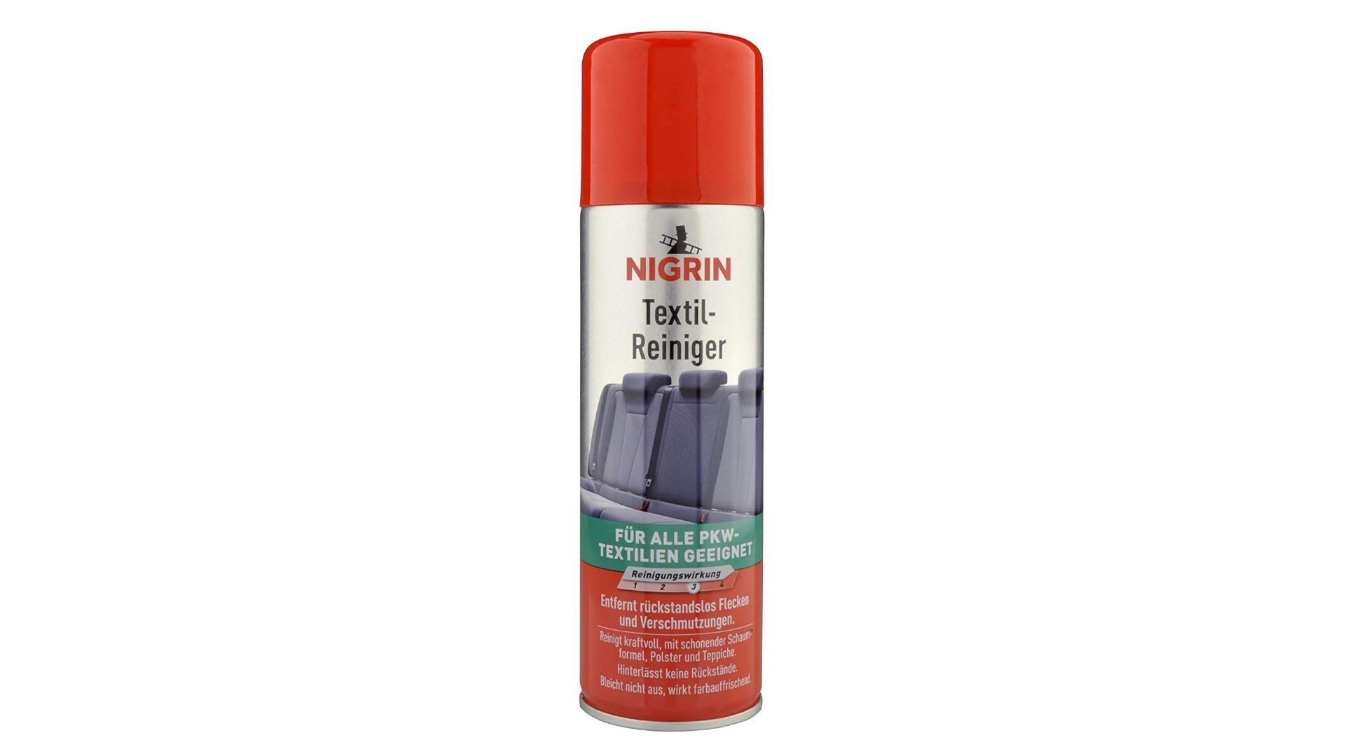 NIGRIN Cleansing agent for textile coatings 300ml
