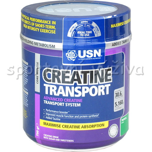 Creatine Transport 750g tropic