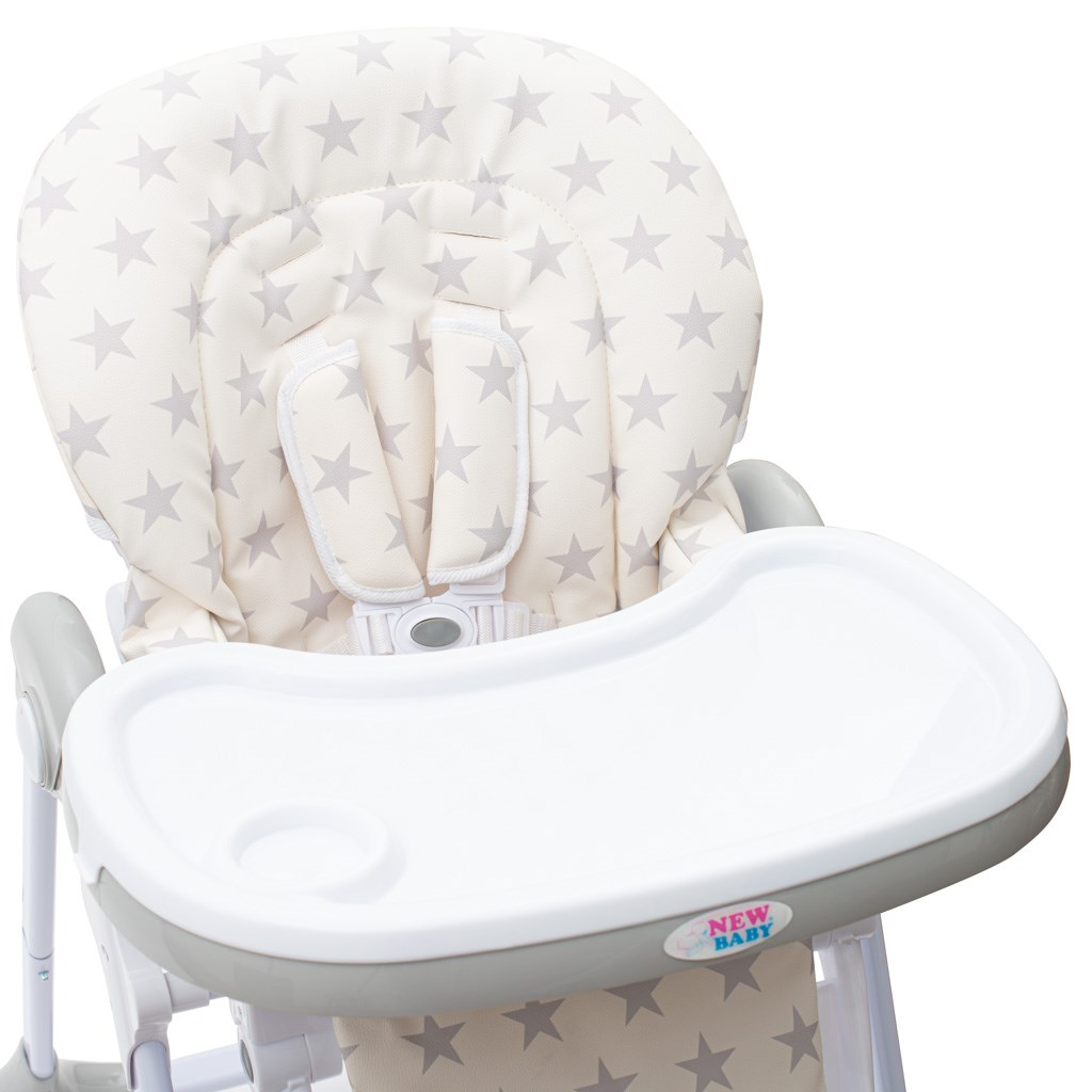 Jídelní židlička NEW BABY