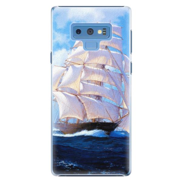 Plastové pouzdro iSaprio - Sailing Boat - Samsung Galaxy Note 9