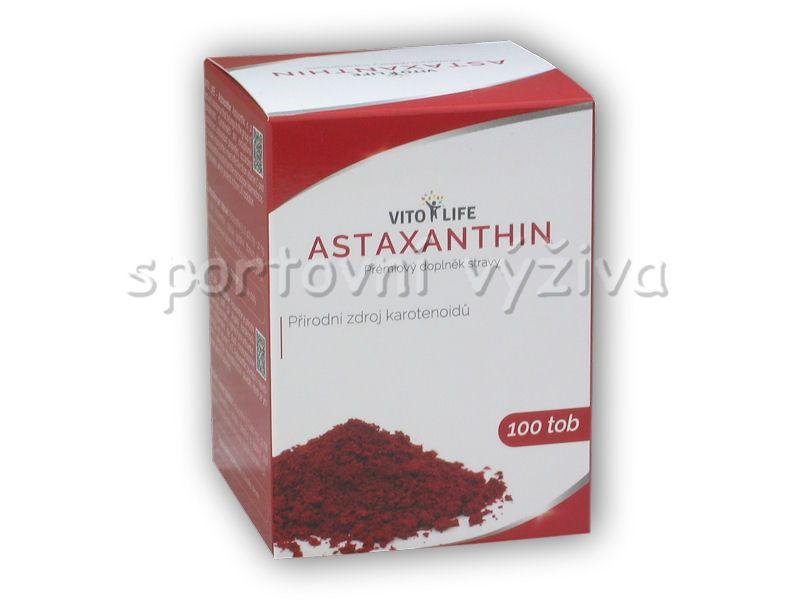 Astaxanthin 12mg 100 kapslí