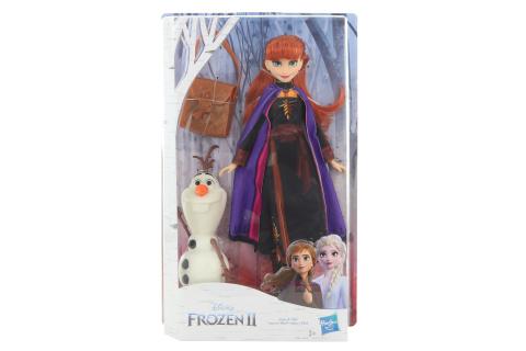 Frozen 2 Panenka Anna s kamarádem TV 1.11. - 31.12.2019