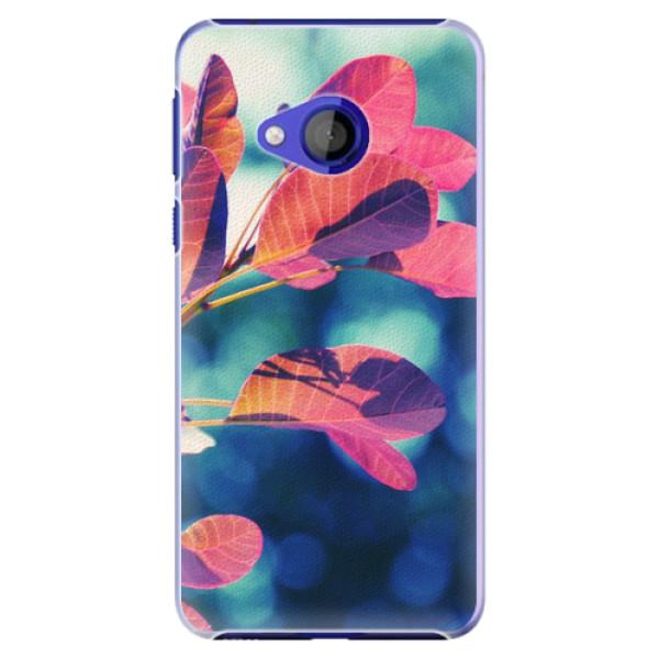 Plastové pouzdro iSaprio - Autumn 01 - HTC U Play
