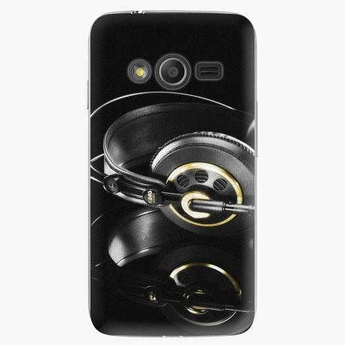 Plastový kryt iSaprio - Headphones 02 - Samsung Galaxy Trend 2 Lite