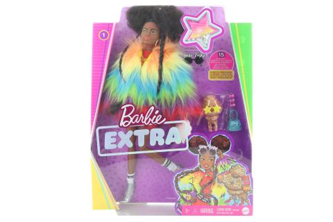 Barbie extra - v pláštěnce GVR04