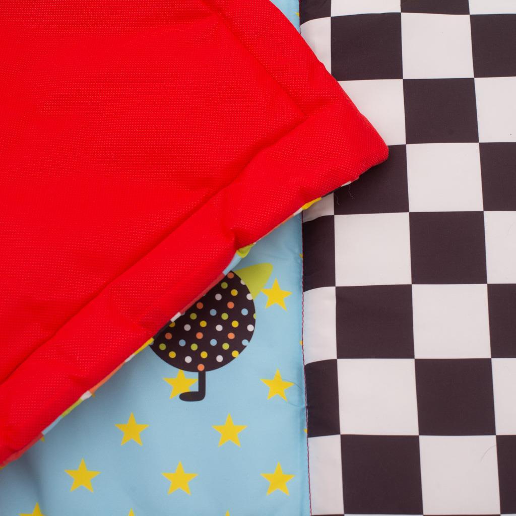 Hrací deka s melodií PlayTo spící medvídek