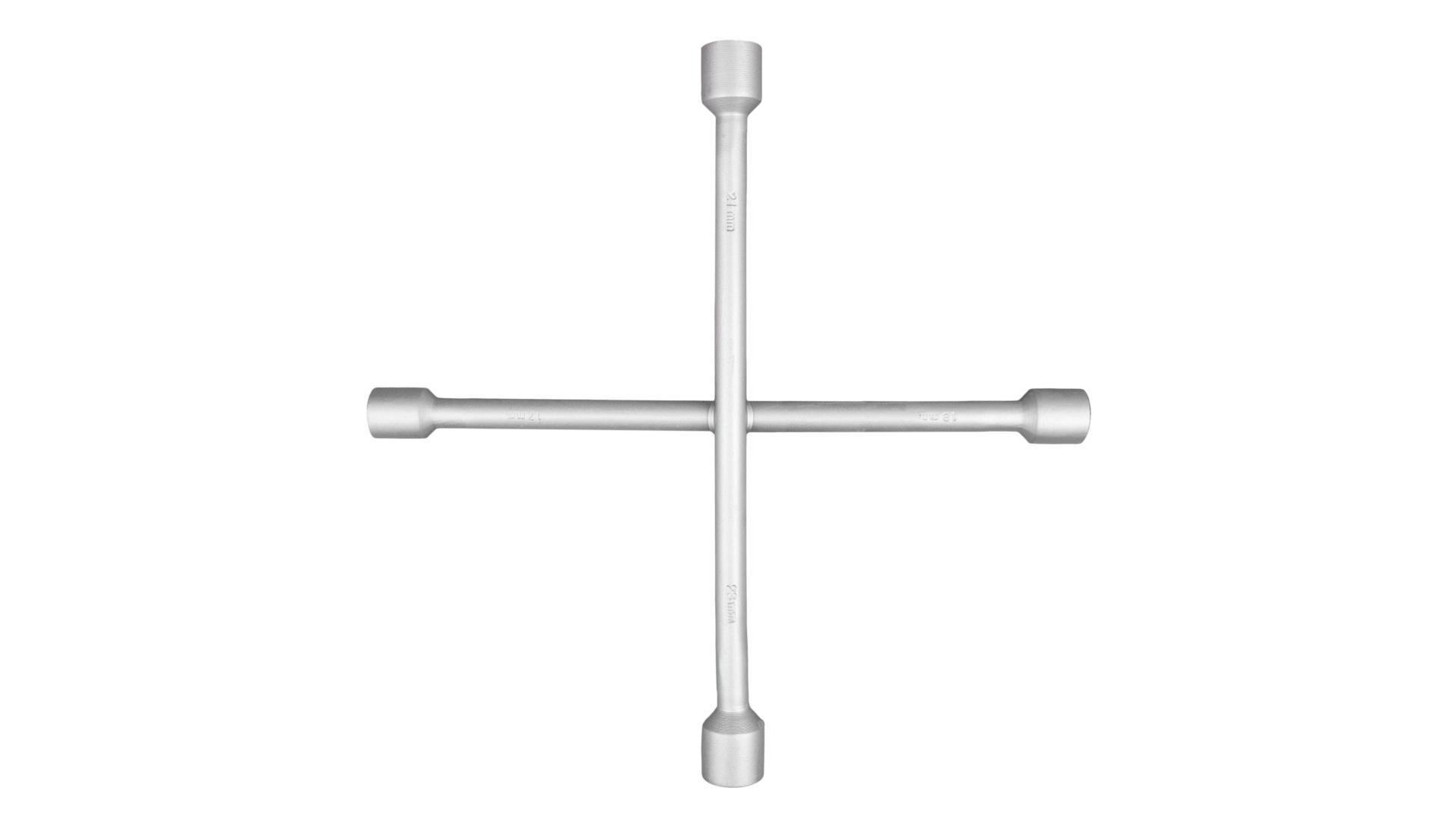 4CARS Klíč křížový 17-19-21-23mm