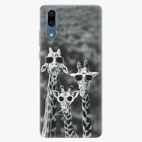 Silikonové pouzdro iSaprio - Sunny Day - Huawei P20