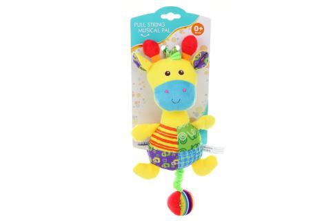 Hrající žirafa