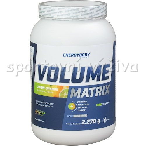 Volume Matrix 2270g-pomeranc-citron