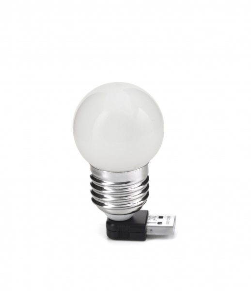 USB lampička k počítači