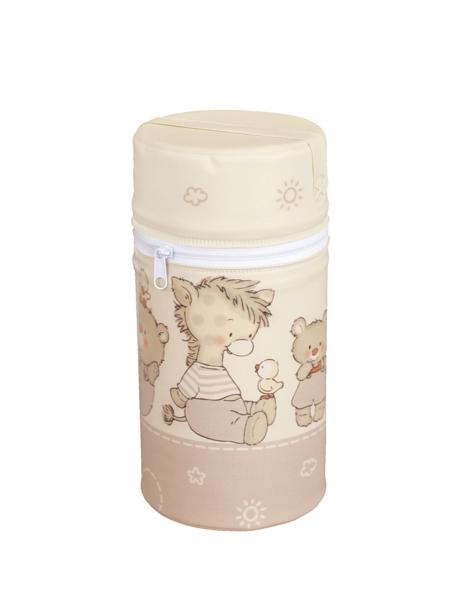 Termoobal/termobox Ceba Mini - Kachničky v hnědé