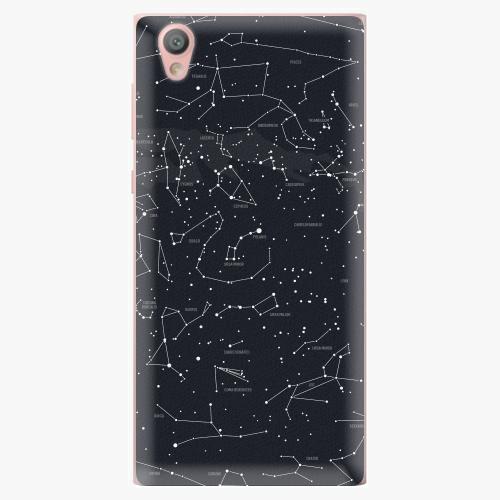 Plastový kryt iSaprio - Night Sky 01 - Sony Xperia L1