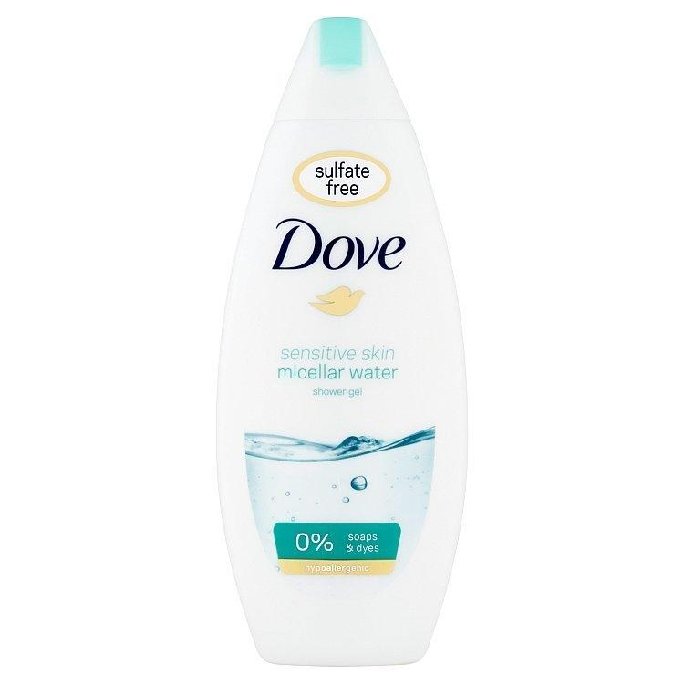 Sensitive Skin micelární sprchový gel 250 ml