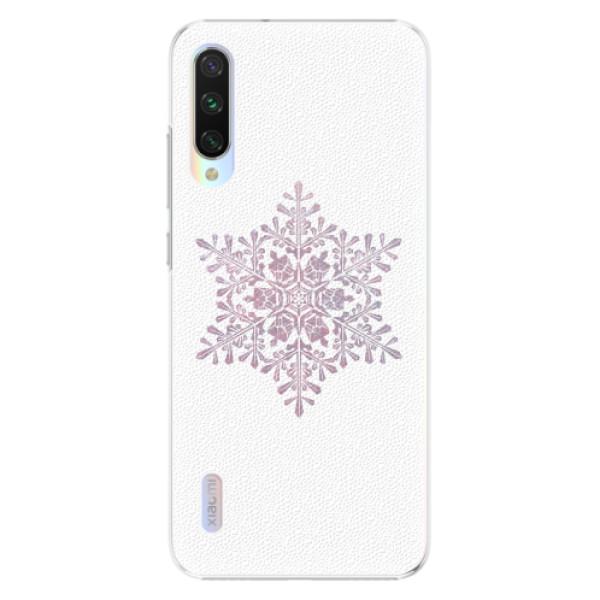 Plastové pouzdro iSaprio - Snow Flake - Xiaomi Mi A3