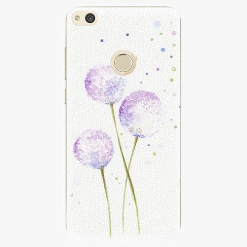 Plastový kryt iSaprio - Dandelion - Huawei P8 Lite 2017