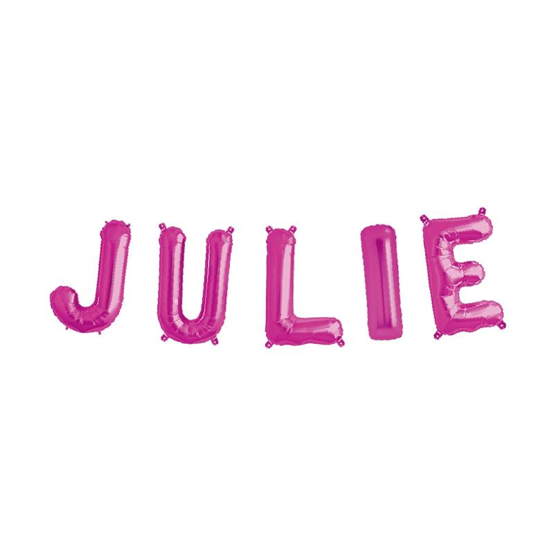 Nafukovačka - Julie