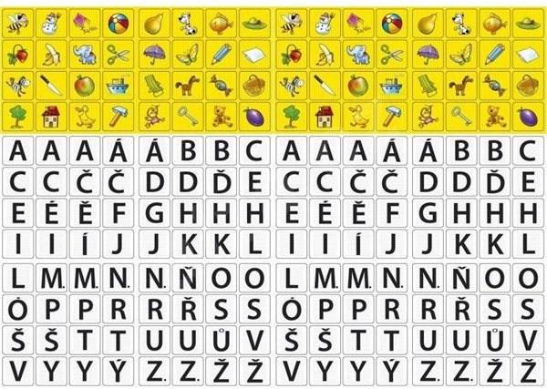ALEXANDER Hra vzdělávací Slova didaktická *SPOLEČENSKÉ HRY*