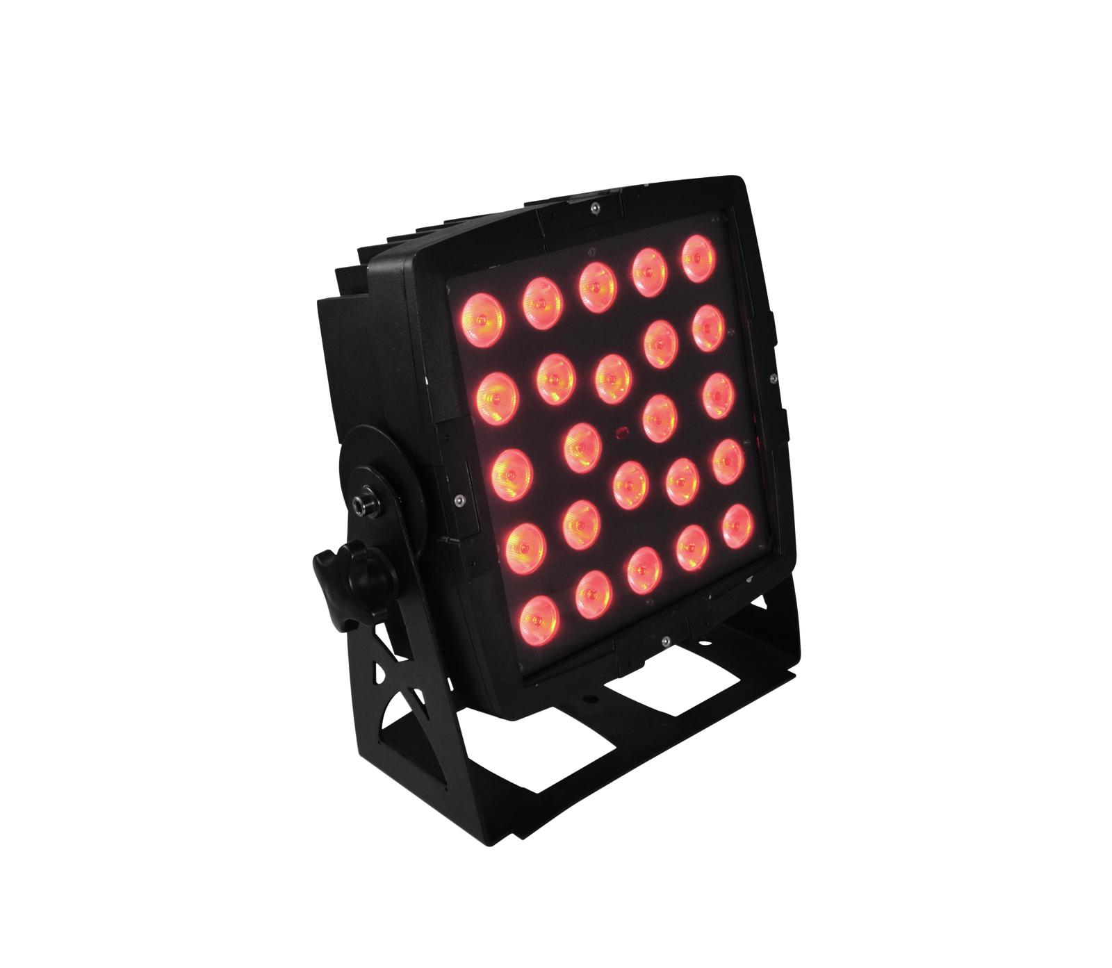 Eurolite LED reflektor 24x8W QCL IP65, DMX