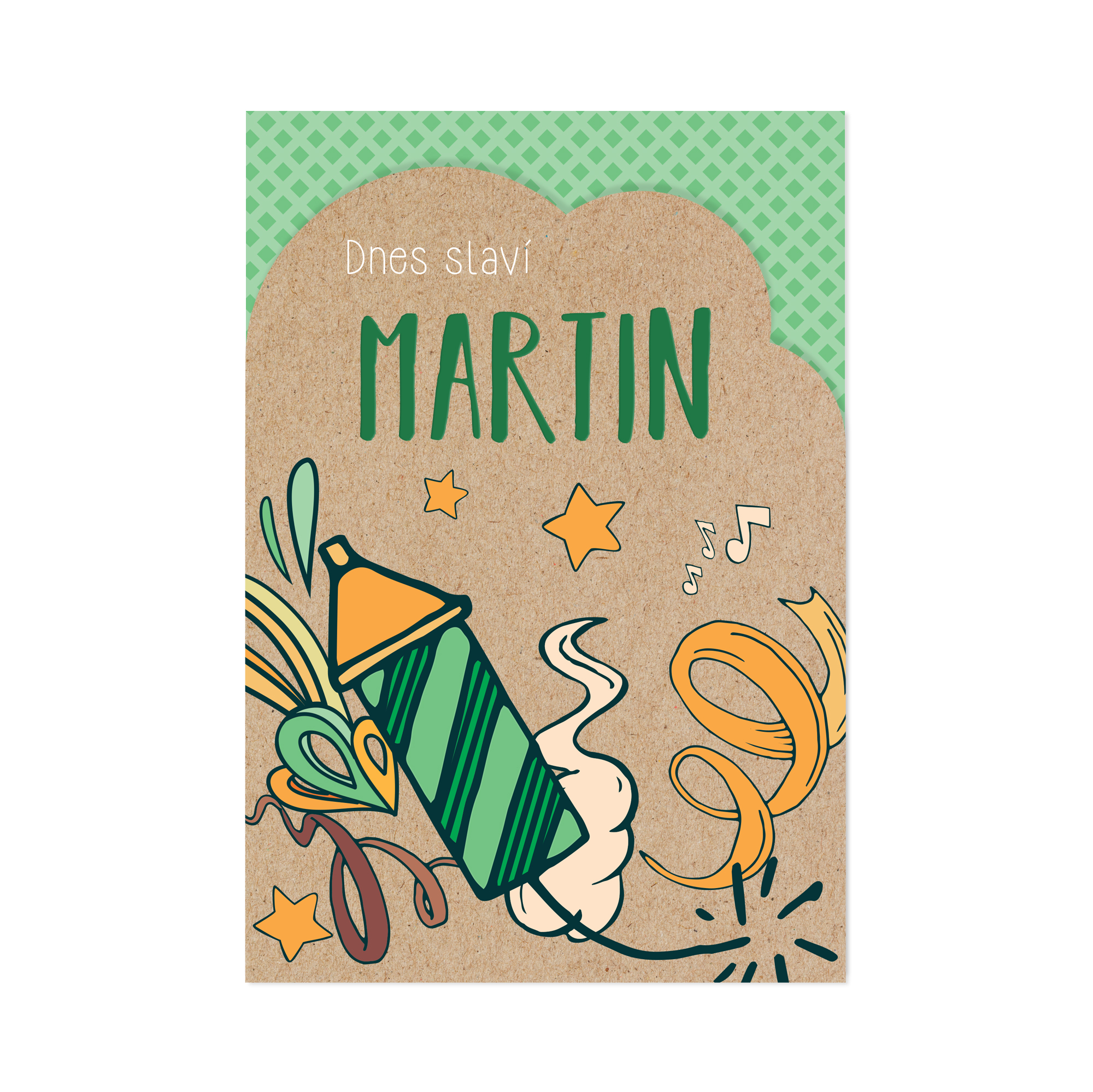Přání - Martin
