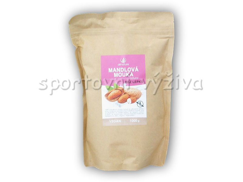 Mandlová mouka natural 1000g