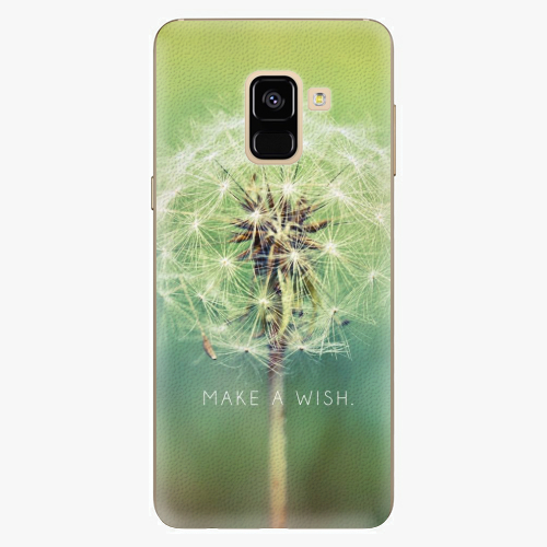 Plastový kryt iSaprio - Wish - Samsung Galaxy A8 2018